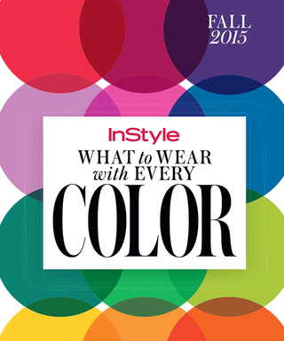 100 Ways to Paint Your Wardrobe via InStyle's 2015 Fall Color Guide
