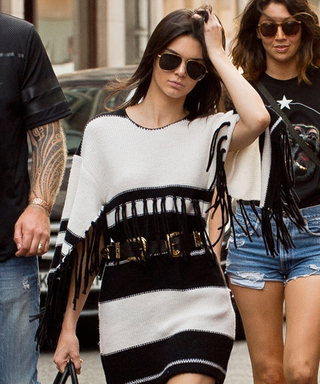Kendall Jenner Demos 4 Cool Ways to Wear Your Favorite Belt