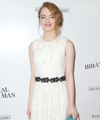 Emma Stone Reveals What It's Really Like Working With Woody Allen and Joaquin Phoenix