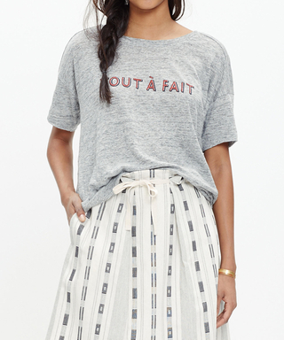 9 Très Chic French-Inspired Tees In Honor of Bastille Day
