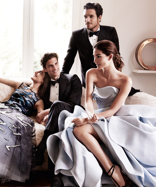 Lily Aldridge Is the Face of Carolina Herrera's Stunning Fall 2015 Campaign