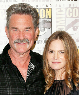 Kurt Russell Praises Jennifer Jason Leigh for Being the Lone Woman on The Hateful Eight Team