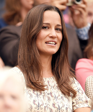 Pippa Middleton Scores a Fashion Ace at the Wimbledon Championships