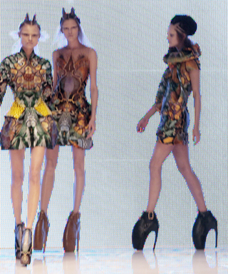 """3 New Pairs of Alexander McQueen's Famous """"Armadillo"""" Heels Are Up for Auction"""