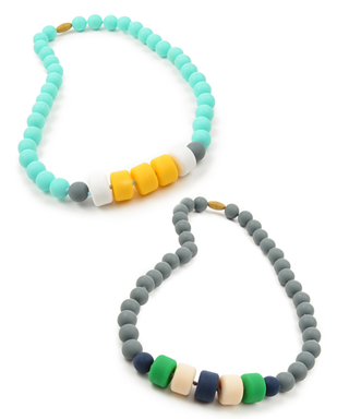 Chewbeads's New Necklaces Are So Cute, Your Little Ones Will Eat Them Up