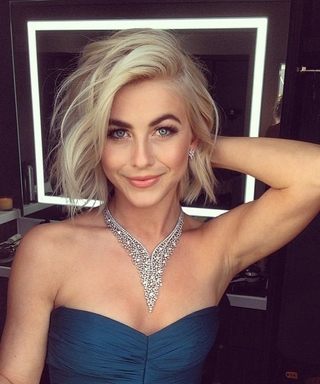 28 Times Birthday Girl Julianne Hough Nailed the Short 'Do
