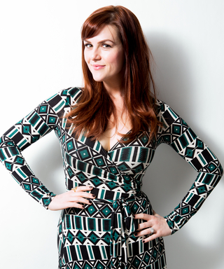 "Impastor Star Sara Rue on How the New Show ""Gets A Little Down and Dirty"""