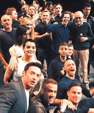 This Superhero Selfie Might Be the Most Epic Photo from Comic-Con