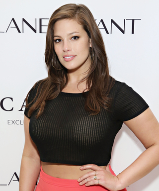 """Plus-Size Model Ashley Graham Wants to Be the """"Curvier Version"""" of Heidi Klum"""