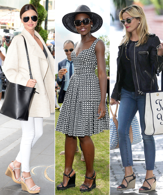 Move Over, Stilettos! Shop These Non-Basic Wedges