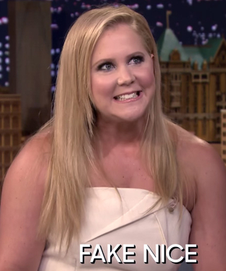 """Watch Amy Schumer's """"Emotional Interview"""" with Jimmy Fallon"""