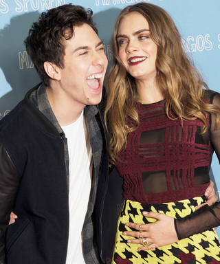 Cara Delevingne and Nat Wolff Are New BFFs—Here Are the Goofy Instagram Snaps to Prove It