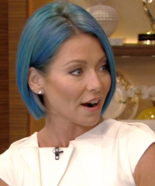 Kelly Ripa Debuts Another Bold Hair Color! See Her New Look Here