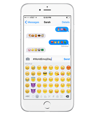 7 Celebrities Who Totally Nailed How to Use Emojis