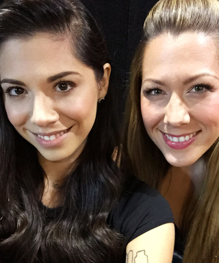We Went Backstage with Colbie Caillat and Christina Perri—Here's What We Learned