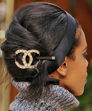 Do the Hair Twist! Here's How to Get the Chanel Runway Look