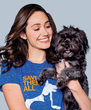 Emmy Rossum Doesn't Mess Around When It Comes to Animal Rights