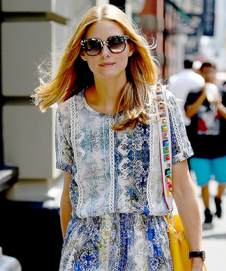 This Is How Olivia Palermo Stays Cool ina Heat Wave