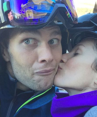 Gisele Bündchen Shares the Most Adorable Family Photo for Tom Brady's Birthday