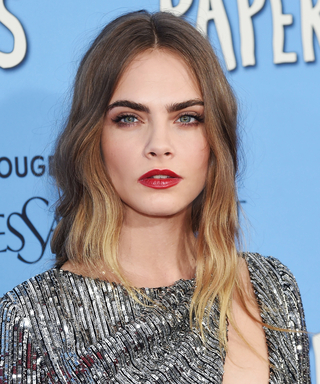 Cara Delevingne's Gorgeous Beauty Look from the Paper Towns Premiere: All the Details