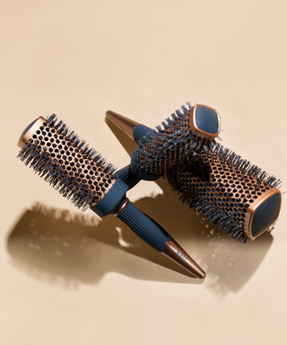 Why These Square-Shaped Hairbrushes Are Your Blow-Out's New Best Friend