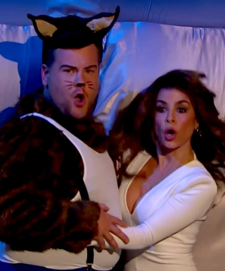 "Watch Paula Abdul Reenact Her ""Opposites Attract"" Video with James Corden"