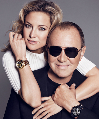 Kate Hudson and Michael Kors Team Up to Fight World Hunger