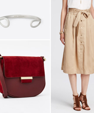Shop a Store: The Best Finds from Ann Taylor for $250, Total