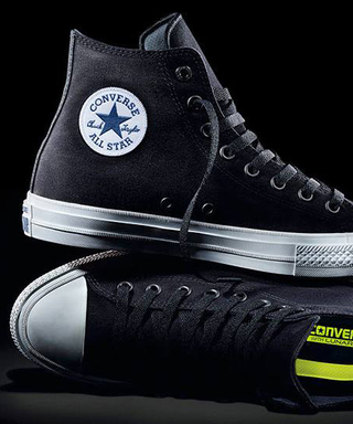 Here's Why Converse Redesigned Chucks After 98 Years