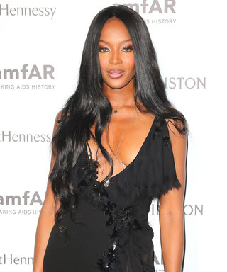 You Have to Watch Naomi Campbell's Mind-Blowing Yoga Moves