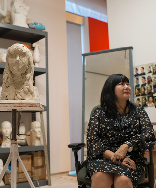 This Week's Wow: Anna Sui Sits for a Unique Kind of Portrait