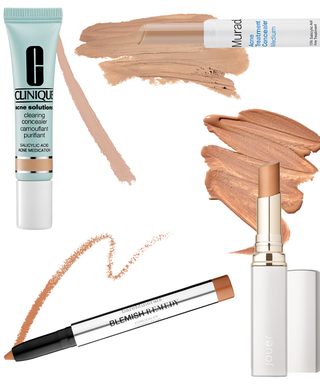 These Concealers Can Actually Heal Your Breakout