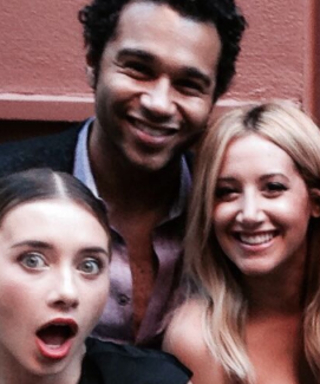 See Photos from the Mini High School Musical Reunion