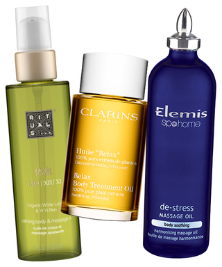 Unwind After a Long Day With These Fancy Massage Oils