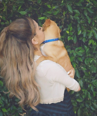 What It's Like to Brunch with Ariana Grande's DogToulouse