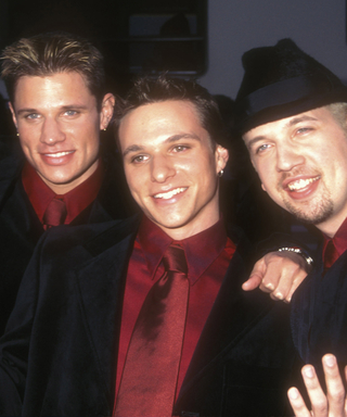 This Is What It's Like to Do Hot Yoga With 98 Degrees