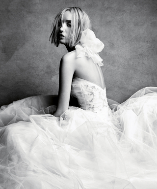 Vera Wang's Affordable David's Bridal Line Gets a Bold, Fashion-Forward Makeover
