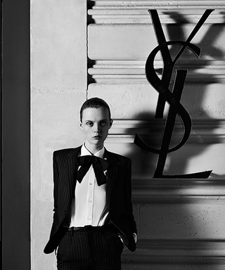 Yves Saint Laurent Couture Is Back and More Exclusive Than Ever