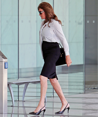 Caitlyn Jenner Shows Off Her #GirlBoss Side in This Business Casual Look