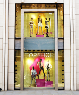 """Topshop Replaces """"Ridiculously Tiny"""" Mannequins Following Facebook Complaint"""