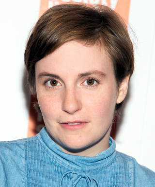 Lena Dunham Just Shared the Most Empowering Fitspo Message
