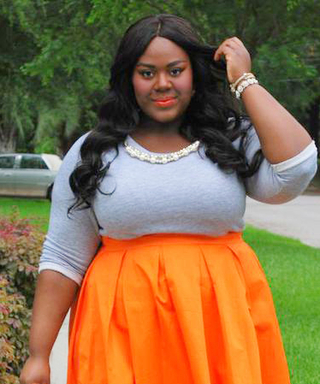 #InspiredByInStyle: Reader of the Week Thamarr Guerrier on the Appeal of a Bold Midiskirt