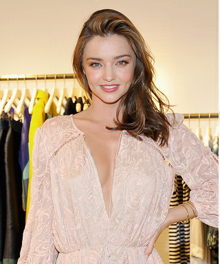 Miranda Kerr & More Stars Fêted Zimmermann's New L.A. Flagship, Aussie Style