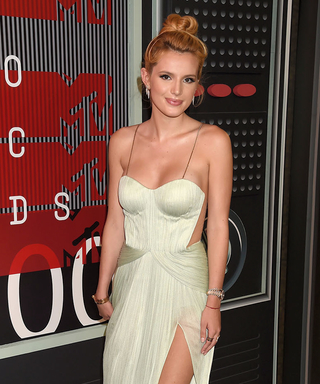 Bella Thorne Reveals Why Her Tinker Bell-Inspired 2015 VMAs Gown Was the Perfect Choice