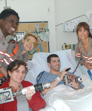 The New Ghostbusters Cast Makes a Sweet Call to a Children's Hospital