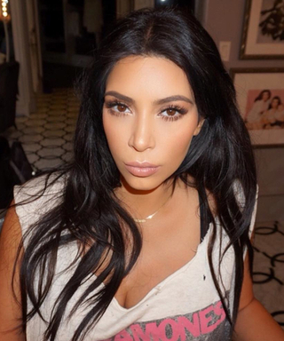 Kim Kardashian Documents Her Recent Haircut Through Selfies