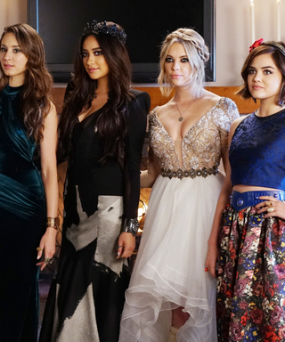 How to Get the Gorgeous Prom Hairstyles from Last Night's Episode of Pretty Little Liars