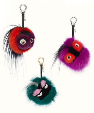 You Can Now Buy Fendi Bug Charms Online