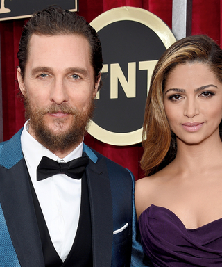 Matthew McConaughey's Wife, Camila Alves, Celebrates Becoming a U.S. Citizen
