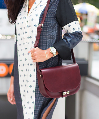 The Saddle Bag Is the Must-Have Handbag for Fall